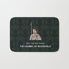 The Hounds of Baskerville - Sherlock Holmes Bath Mat
