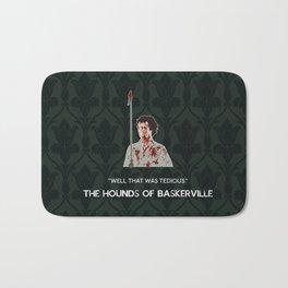 The Hounds of Baskerville - Sherlock Holmes Bath Mat