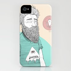 BEARDMAN Slim Case iPhone (4, 4s)