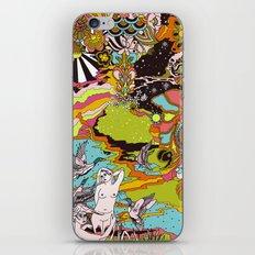 The Game iPhone & iPod Skin