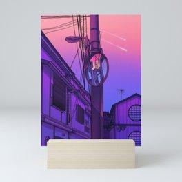Tokyo Dawn Mini Art Print