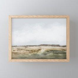 Mexico Landscape Framed Mini Art Print