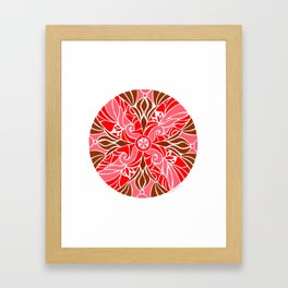 Heat Wave :: Color Therapy Collection :: Framed Art Print