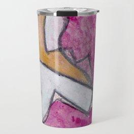 Intuitive - Karla Leigh Wood Travel Mug