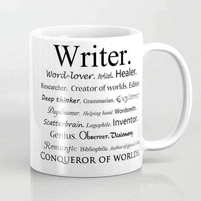 Writer Coffee Mug