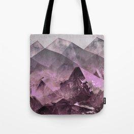 Quartz Mountains Tote Bag