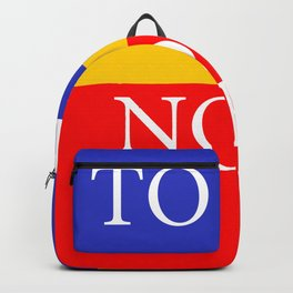 TO BE or NOT TO BE Backpack