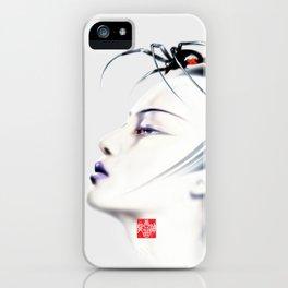Retro Muse / 6 iPhone Case
