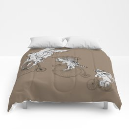 Steam Punk Pets Comforters