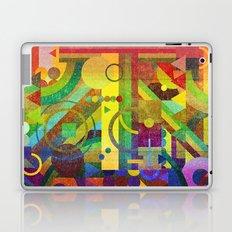 Future Patterns. Laptop & iPad Skin