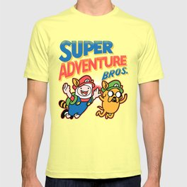 Super Adventure Bros T-shirt
