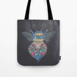 Bee Totem Tote Bag