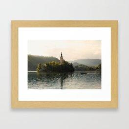 Slovenia III Framed Art Print