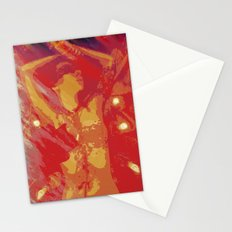 candle Stationery Cards
