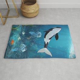 Orca II Rug