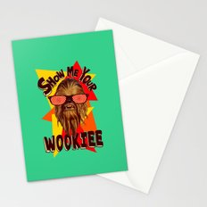 Show Me Your Wookiee!  |  Chewbacca  Stationery Cards