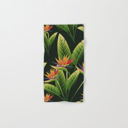 Tropical Flowers vol.4 Hand & Bath Towel