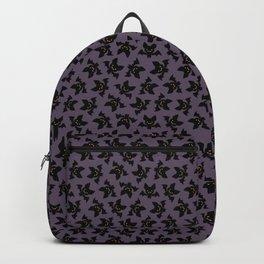 Vampire bats pattern Backpack