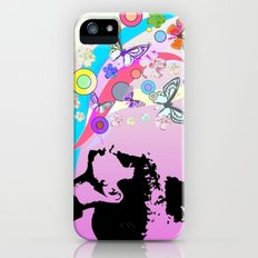 Audrey Hepburn iPhone (5, 5s) Slim Case