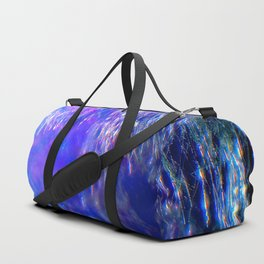 Under the Shimmering Branches Duffle Bag