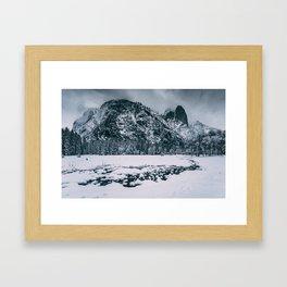 Cathedral Rock Framed Art Print