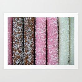 Cocos Sweets Art Print