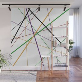 Intertwined Wall Mural