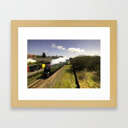 Tangmere at Seaton Junction Framed Art Print