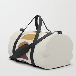Minimal Sunrise / Sunset Duffle Bag
