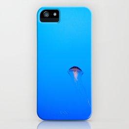 Floating. iPhone Case