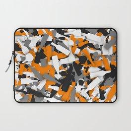 Urban alcohol camouflage Laptop Sleeve