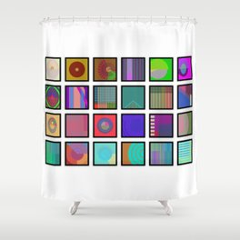 Zombie Formalist - Twitter Selection Series 2 Shower Curtain