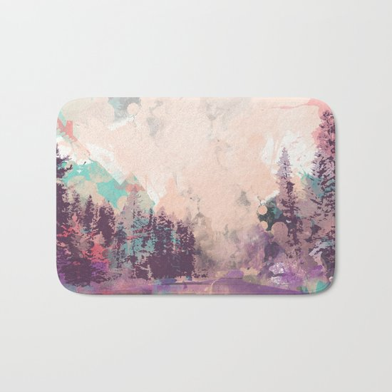 rain forest  Bath Mat