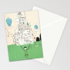 I love life. Stationery Cards
