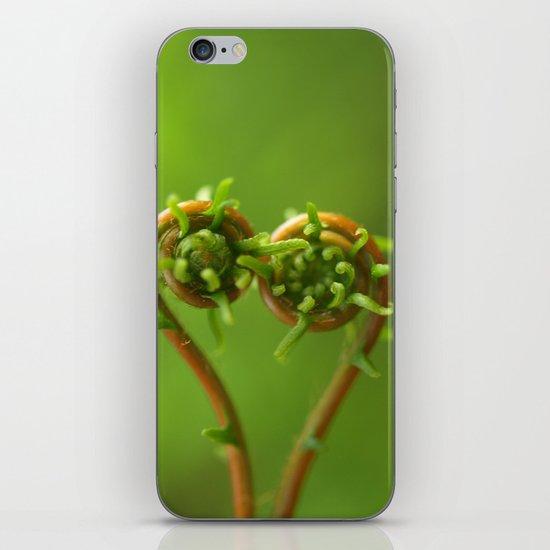 Ferns In Love... iPhone & iPod Skin