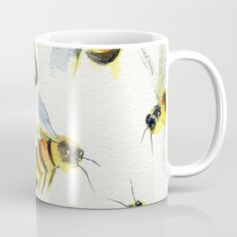 All About Bees Coffee Mug