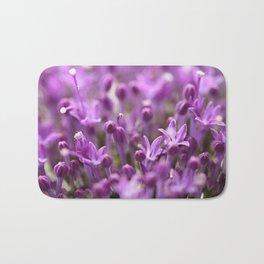 Lilac  flowers Bath Mat