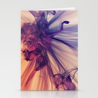 cosmos Stationery Cards featuring Cosmos by JR Schmidt