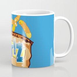 Cheese Curls : Junkies Collection Coffee Mug
