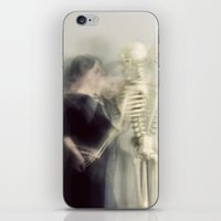 dance iPhone & iPod Skins featuring The Dance by elle moss