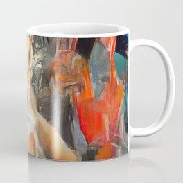 Alert Curiosity Coffee Mug