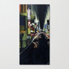 City Nights Canvas Print