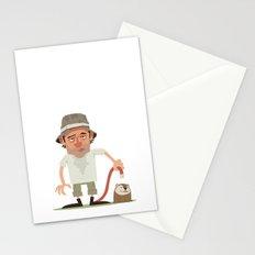 Caddyshack Carl Stationery Cards