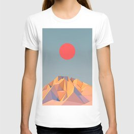 Sun on Mountain T-shirt