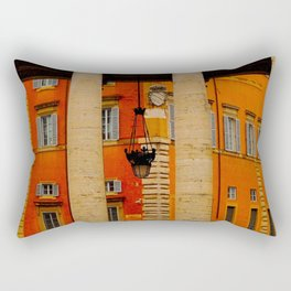 Neighbors to The Pope! Rectangular Pillow