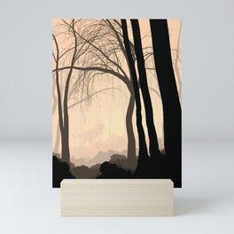 On The Move Mini Art Print