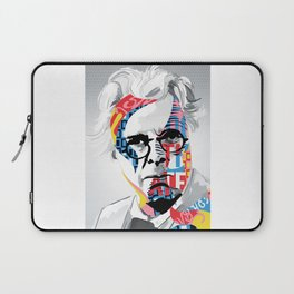 W.B. Yeats Laptop Sleeve