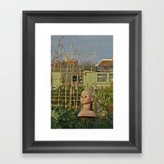 My Oh My Framed Art Print