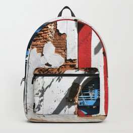 Puerto Rico Flag Backpack