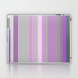 Stripes in colour 10 Laptop & iPad Skin